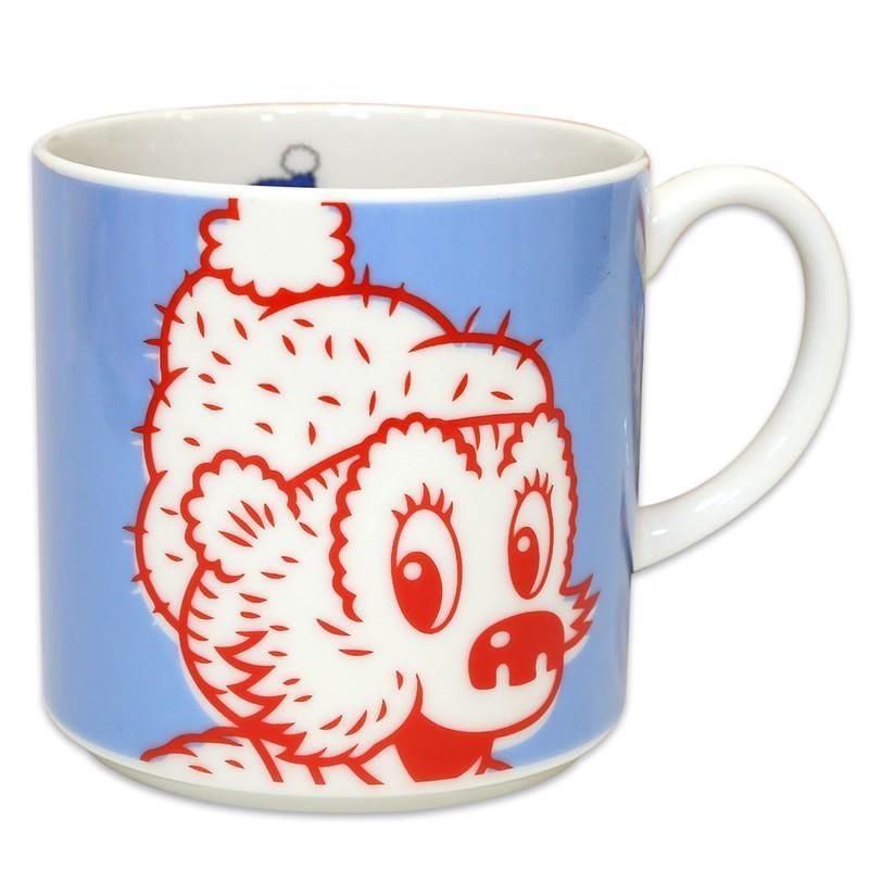 ラスムス マグカップ(水色フェイス)|jammy-store