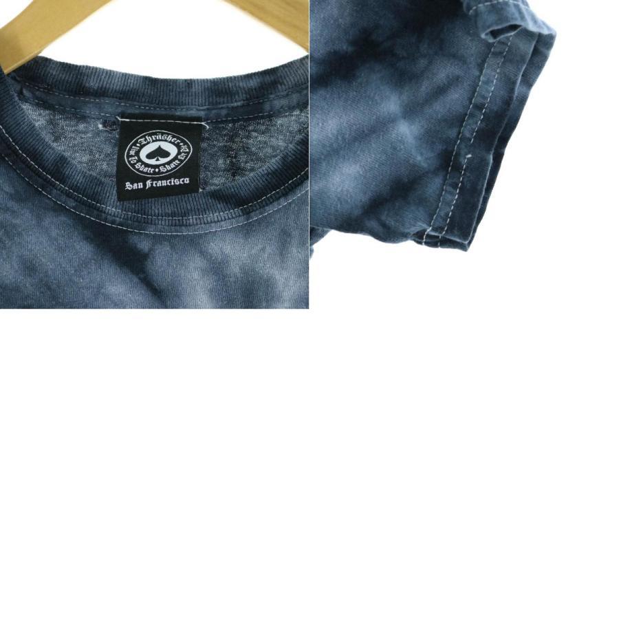 スラッシャー タイダイ柄 Tシャツ メンズS /eaa069076|jamtrading1|03