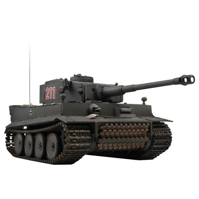 最高の品質の ハイテック/HiTEC 1/24 1/24 27MHz BB BB弾仕様バトルタンク タイガーI(初期型) BB, ハトムギ工房:db99d631 --- sonpurmela.online