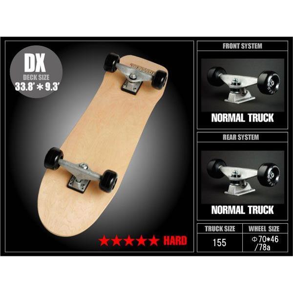INTRO Skatebords (イントロ スケートボード) 品番 DX(デラックス)33,8