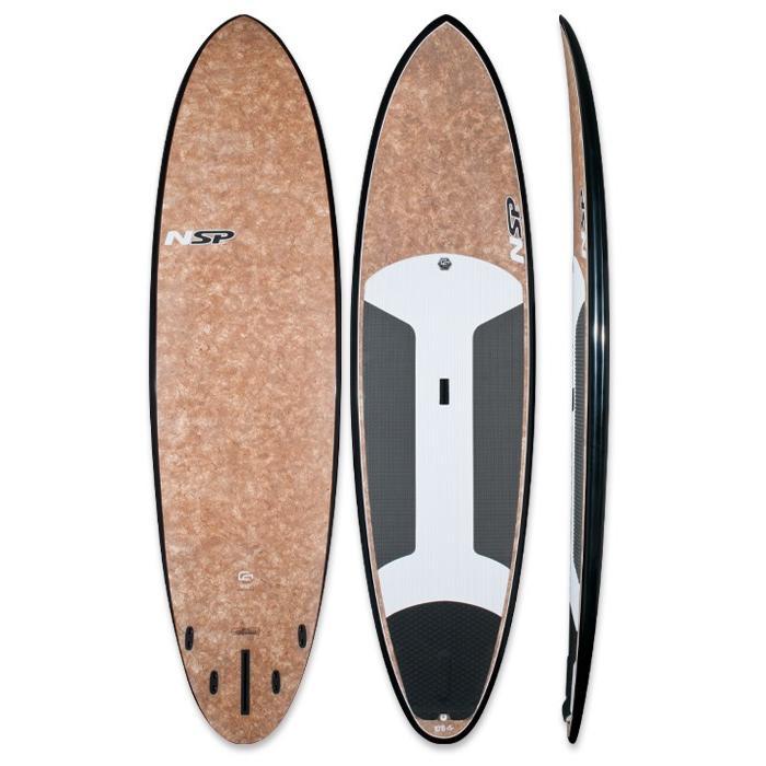 海外最新 NSP surfboards スタンドアップパドルボード 品番  10'6