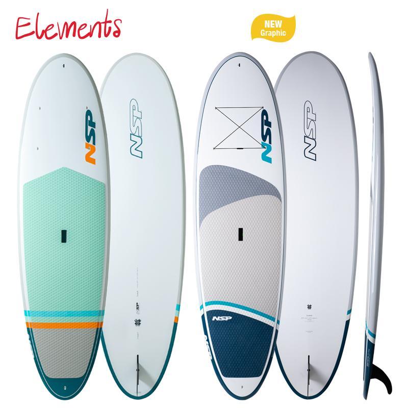 期間限定特別価格 NSP surfboards スタンドアップパドルボード 品番 x BETTY 9'8