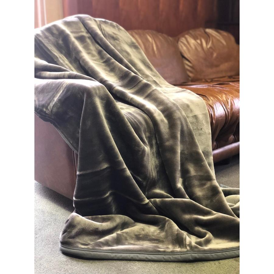 毛布 日本製 吸湿発熱 蒸れにくくて抗菌防臭 メーカー直販 シングル|japan-blanket