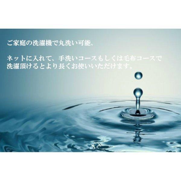 SALE ゴッホ ひまわり 綿毛布 日本製 メーカー直販 抗菌防臭 シングル アート コットンブランケット(毛羽部分)|japan-blanket|09