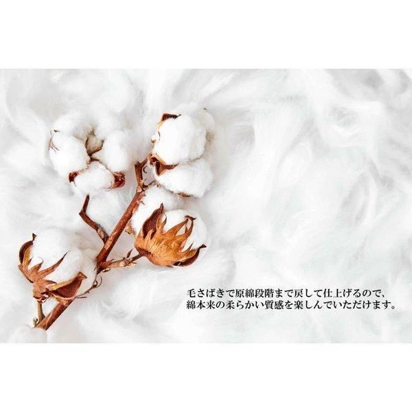 SALE ゴッホ ひまわり 綿毛布 日本製 メーカー直販 抗菌防臭 シングル アート コットンブランケット(毛羽部分)|japan-blanket|03