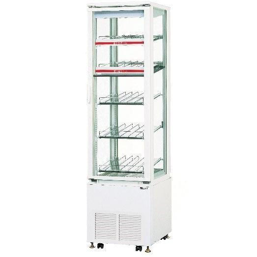 サンデン 冷蔵ショーケース HOT&COLDタイプ SPAS-H522X 只今ケースフレッシュ プレゼント中! 【個人宅配送不可】