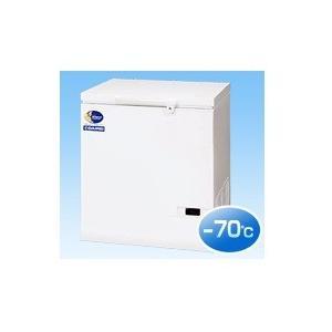 ダイレイ ハイグレードフリーザー -70℃ DH-140D 霜取りスクレイパープレゼント中!! 【個人宅配送不可】