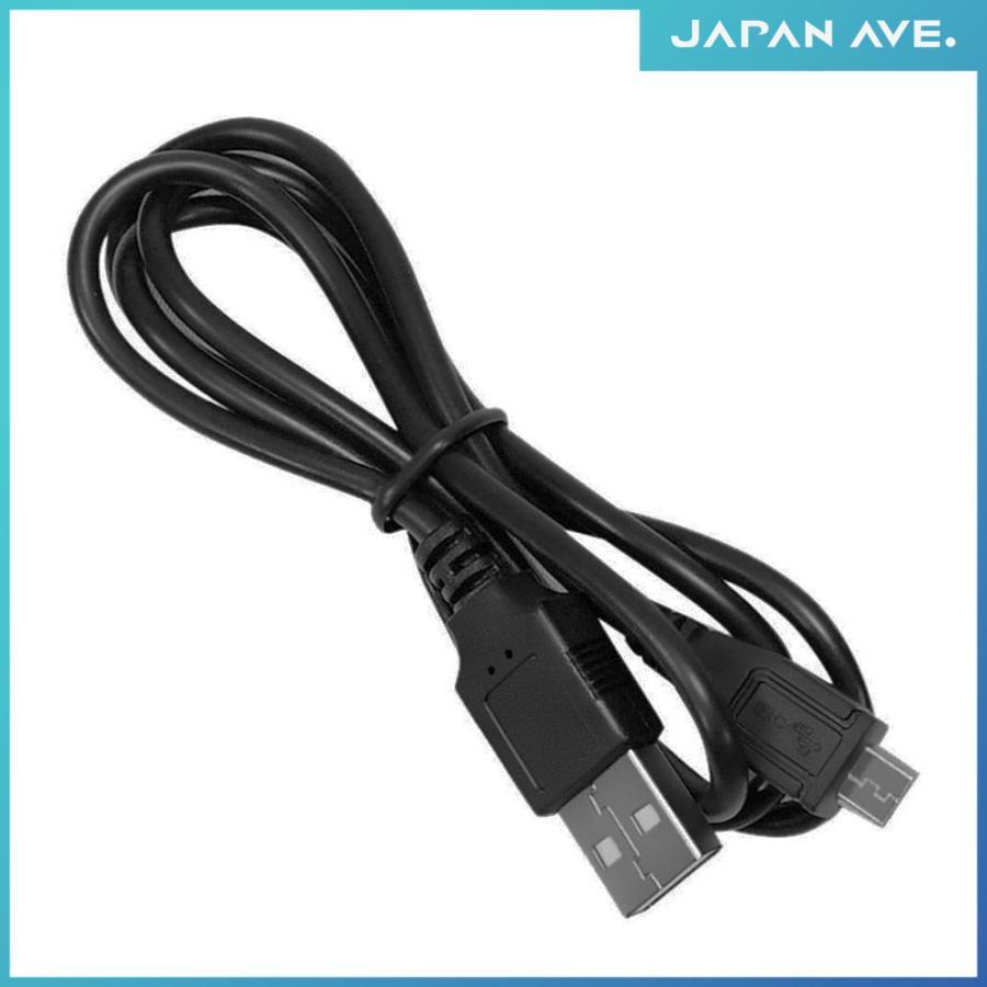 JAPAN AVE. ドライブレコーダー 前後カメラ GT65専用 給電USBケーブル 0.8m GT65C japanave-y-shop
