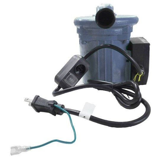 給水ポンプ 給湯ポンプ 加圧ポンプ シャワー圧 (ZPS20-12-180)流量スイッチ式/三段階調節/最大出力245W/単相110V|japanecol|05
