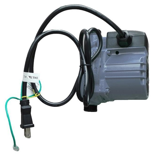給水ポンプ 給湯ポンプ 加圧ポンプ シャワー圧 給湯・給水加圧ポンプ(ZP15-9-160g)流量スイッチ式/最大出力120W/単相110V|japanecol|06