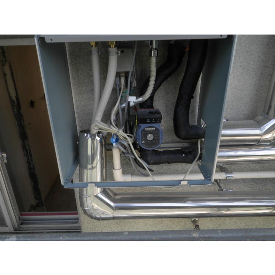 給水ポンプ 給湯ポンプ 加圧ポンプ シャワー圧 給湯・給水加圧ポンプ(ZP15-9-160g)流量スイッチ式/最大出力120W/単相110V|japanecol|07