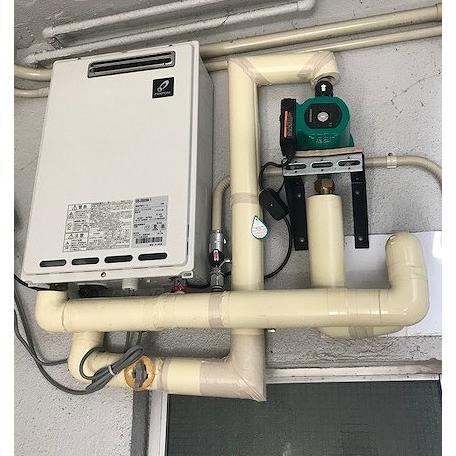 給水ポンプ 給湯ポンプ 加圧ポンプ シャワー圧 給湯・給水加圧ポンプ(ZP15-9-160g)流量スイッチ式/最大出力120W/単相110V|japanecol|08