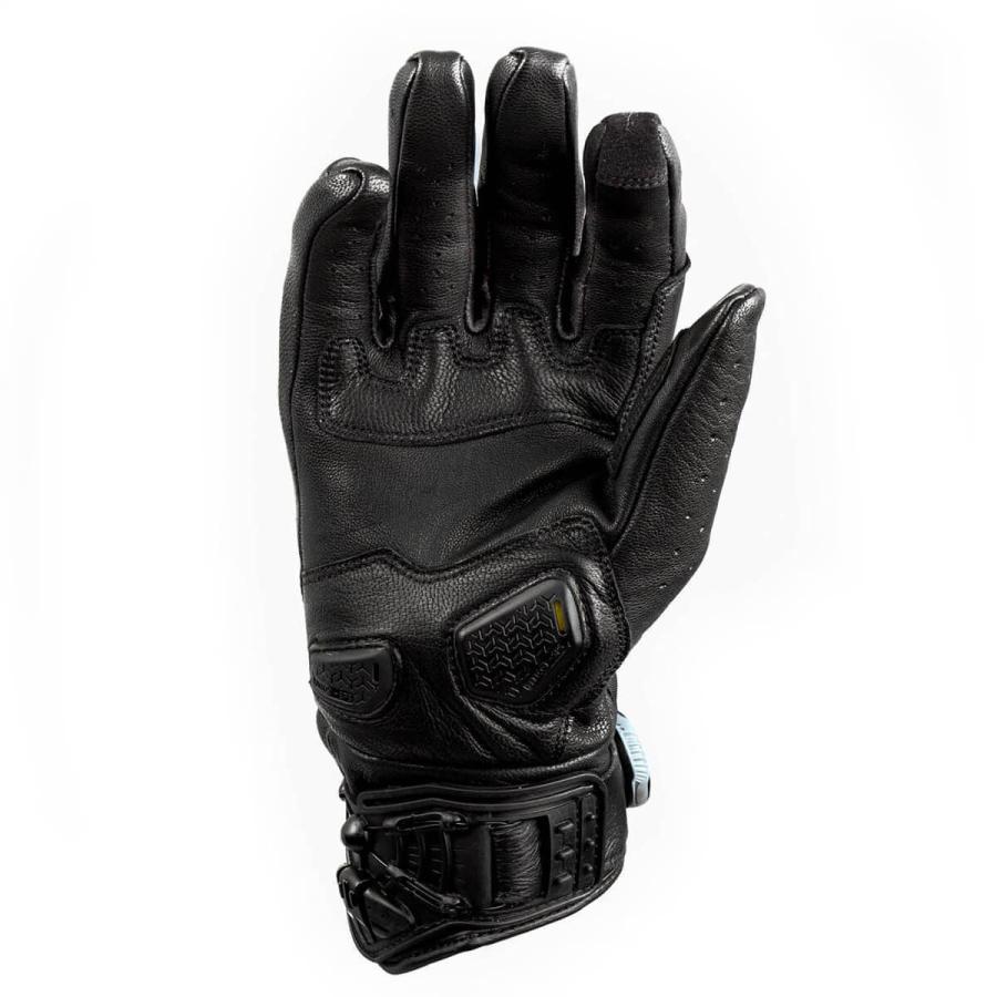 ノックス KNOX バイク用プロテクション グローブ 本革 オルサレザー / ORSA Leather ブラック japex 02