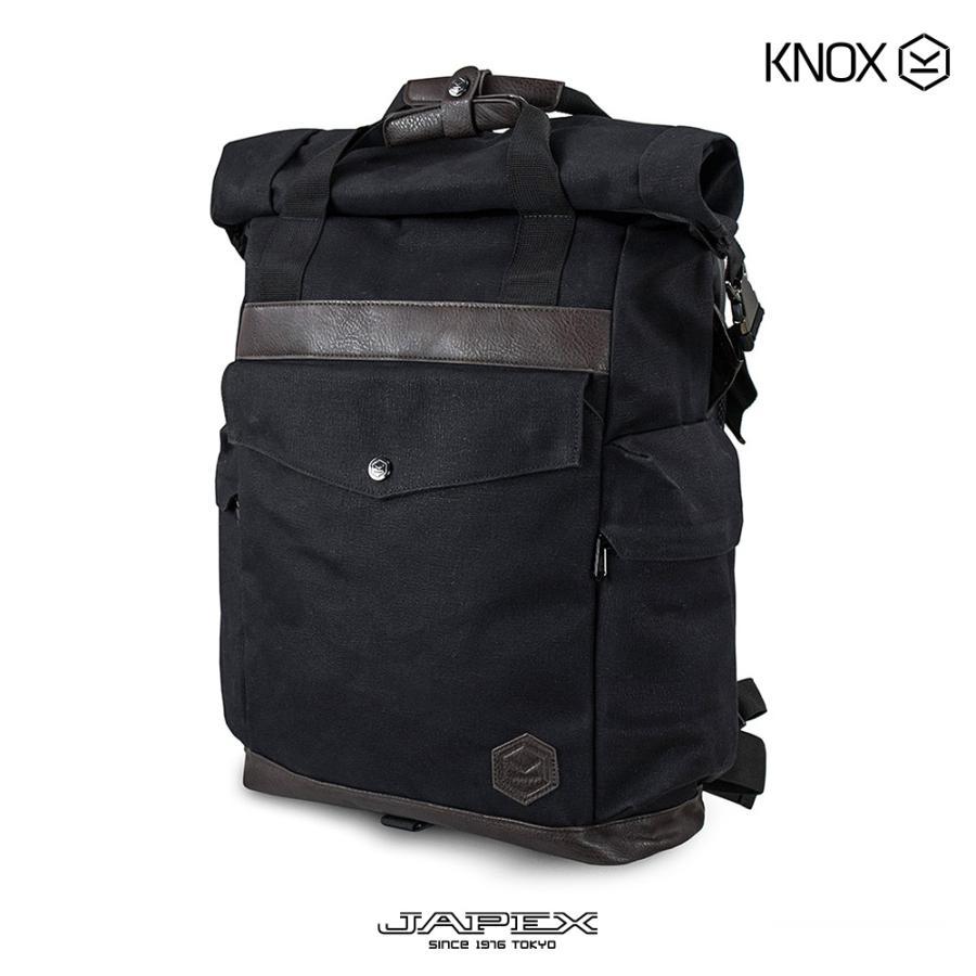 ノックス KNOX バイク用 防水 バックパック リュックサック トレッカー /  TREKKER|japex