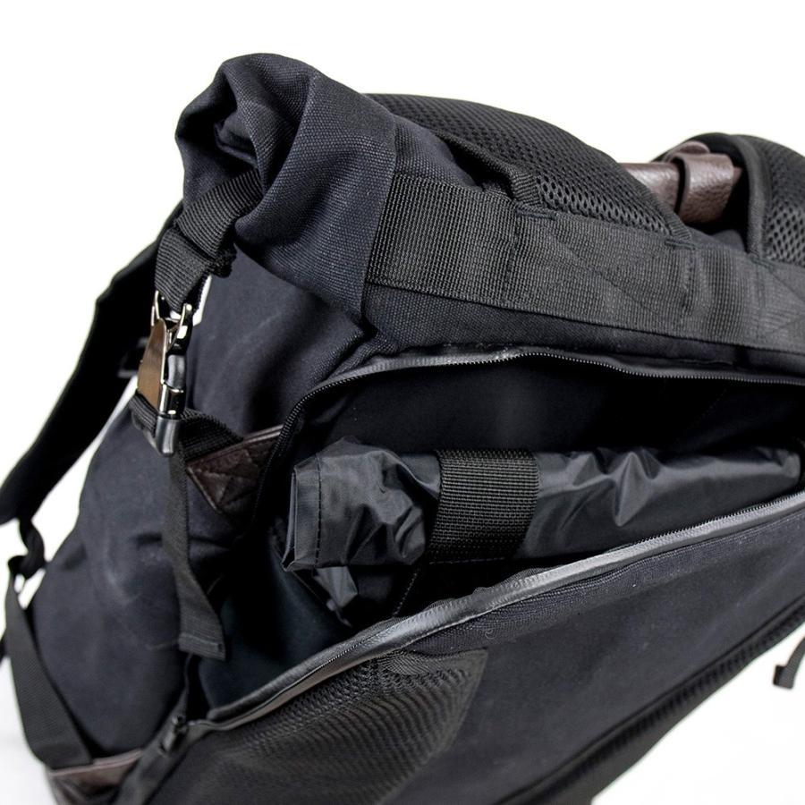ノックス KNOX バイク用 防水 バックパック リュックサック トレッカー /  TREKKER|japex|03