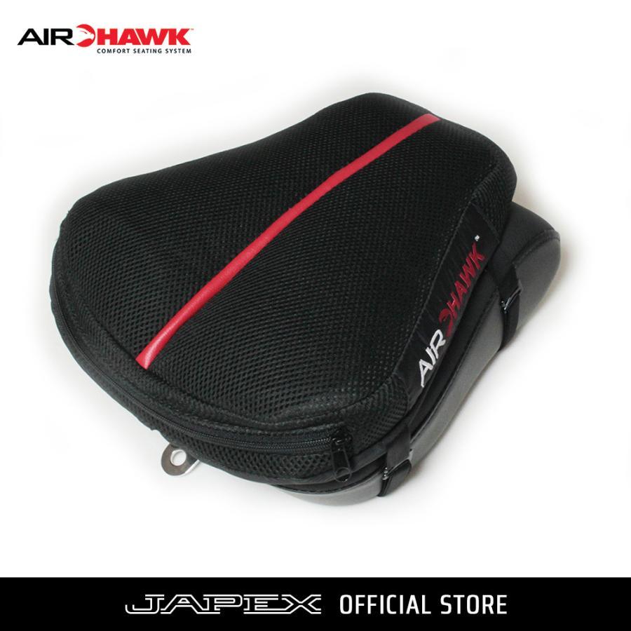 エアホーク AIR HAWK 大〜中型バイク向けシートクッション(医療用技術使用)エアホークDS / AIR HAWK DS|japex