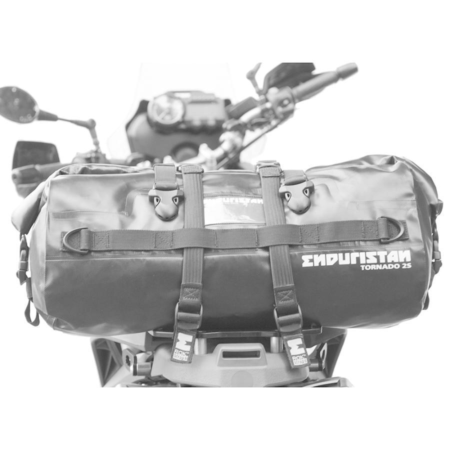 エンデュリスタン ENDURISTAN バイク用 防水 ドラム バッグ トルネード2 ドラムバッグ / TORNADO2 PACK SACK Lサイズ|japex|02