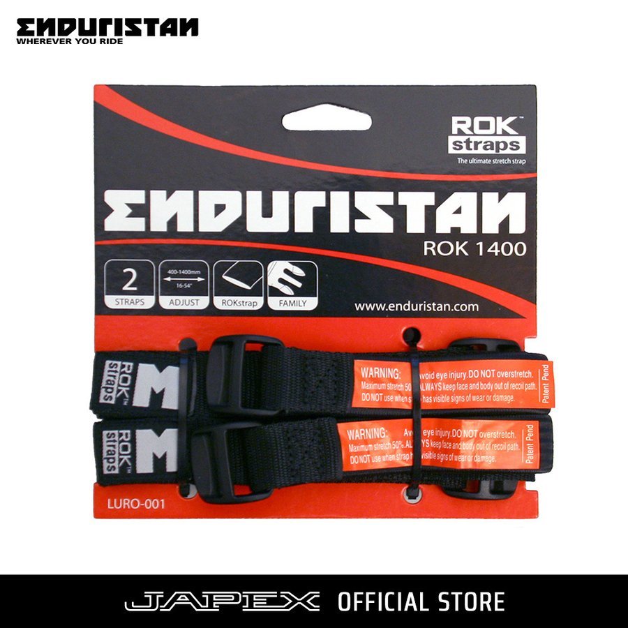 エンデュリスタン ENDURISTAN オリジナルROKストラップ / ROK STRAPS japex