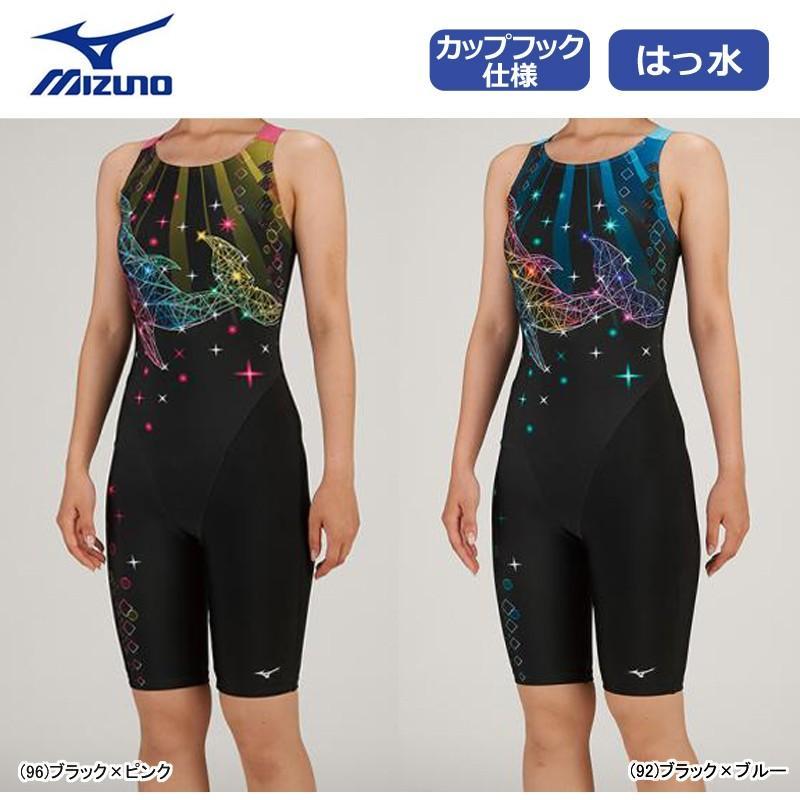MIZUNO ミズノ スイムウェア オールインワン レディース フィットネス水着 N2JG9305【2019年春夏モデル】