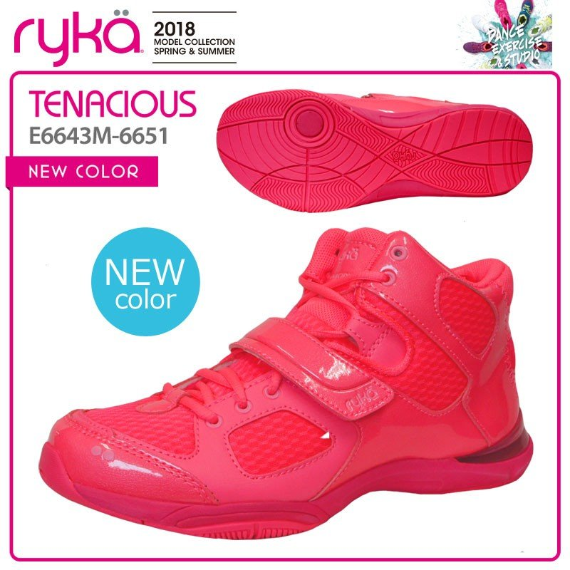 正規品 ryka ライカ ダンスシューズ フィットネス ズンバ E6643M-6651【2018年春夏モデル】, charm c1d2cbb8