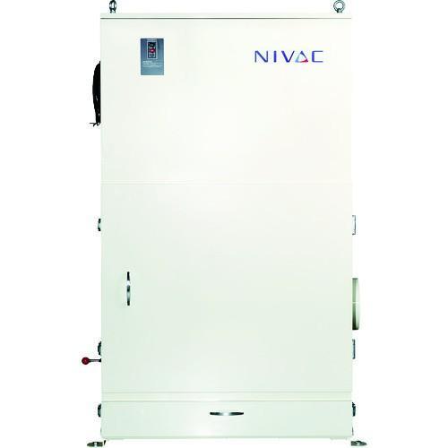 運賃見積り 直送品 NIVAC 手動ちり落とし式 NBC-370PN 60HZ NBC-370PN-60HZ