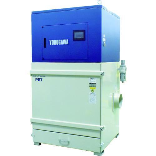 運賃見積り 直送品 淀川電機 トップランナーモータ搭載微差圧センサー式集塵機(2.2kW) PET220PTEC 50HZ