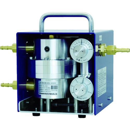 個別送料2000円 直送品 マノスター ガス混合器 Ar+CO2 GMX-SD001