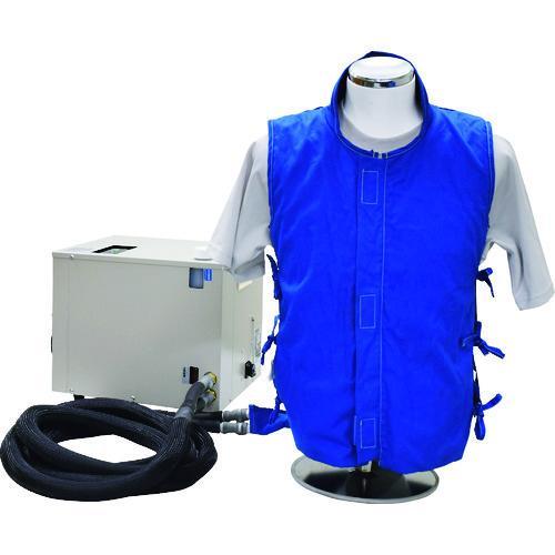(運賃見積り)(直送品)鎌倉 身体冷却システム COOLEX-Proセット 難燃ウェア COOLEX-PROSETN