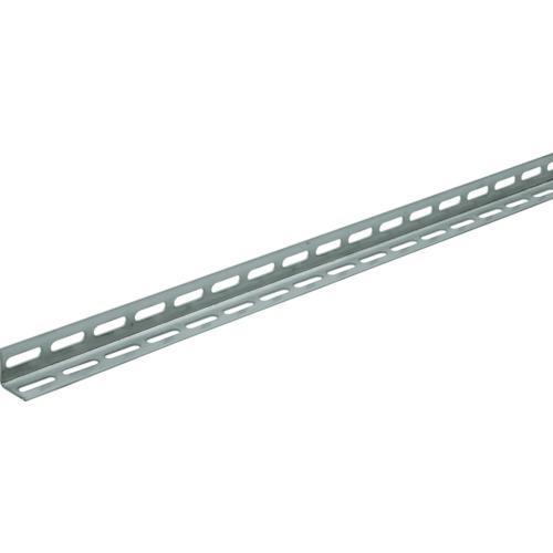個別送料1000円 直送品 TRUSCO 配管支持用穴あきアングル L40型 ステンレス L2400 5本組 TKL4-W240-S