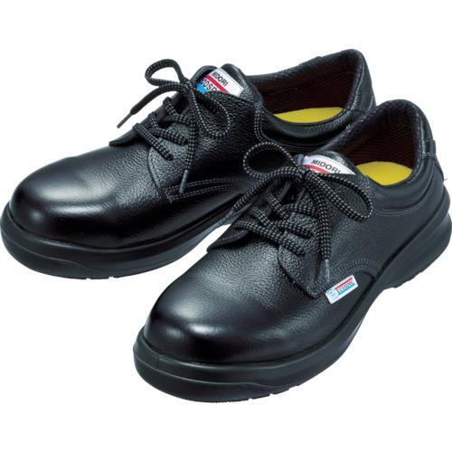 ミドリ安全 エコマーク認定 静電高機能安全靴 ESG3210eco 28.0CM ESG3210ECO-28.0