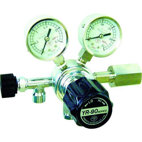 ヤマト 分析機用圧力調整器 YR-90S YR90STRC12