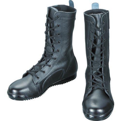 シモン 安全靴高所作業用 長編上靴 3033都纏 27.5cm 3033-27.5