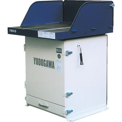 運賃見積り 直送品 淀川電機 集塵装置付作業台(ダストバリア仕様) YES400VCDB