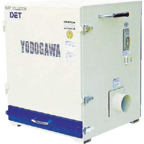 運賃見積り 直送品 淀川電機 トップランナーモータ搭載カートリッジフィルター集塵機(0.75kW) DET75P-60HZ