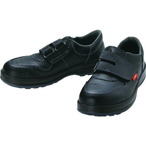 TRUSCO 安全靴 短靴マジック式 JIS規格品 27.5cm TRSS18A-275