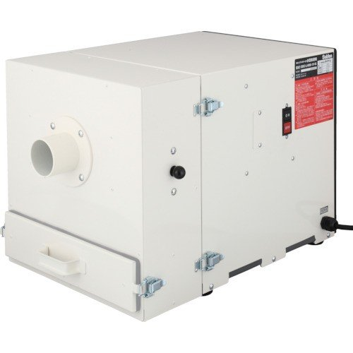 (直送品)スイデン 集塵機 低騒音小型集塵機SDC-L400 200V 50Hz SDC-L400-2V-5