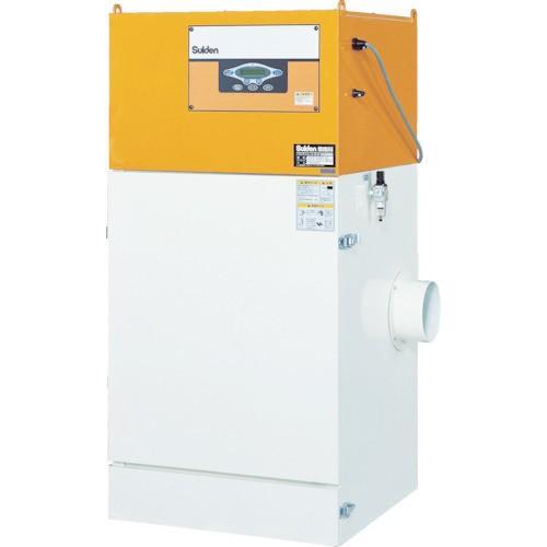 運賃見積り 直送品 スイデン 集塵機(集じん装置)自動塵落し1.5kw2馬力50Hz SDC-L1500BP3-5