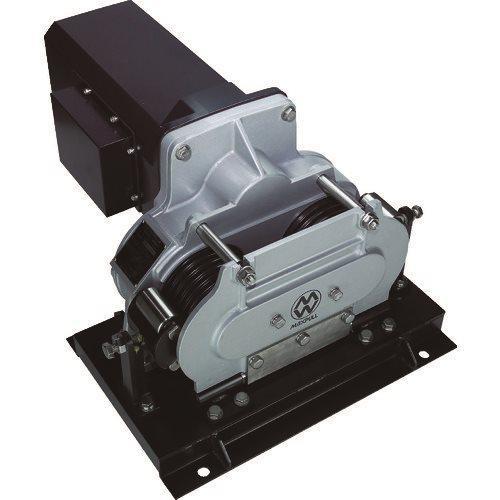 運賃見積り 直送品 マックスプル 往復牽引エンドレス式電動ウインチ EME-1300