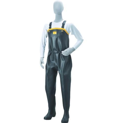 SHIBATA 胴付水中長靴 ND010 25.5CM ND010-25.5