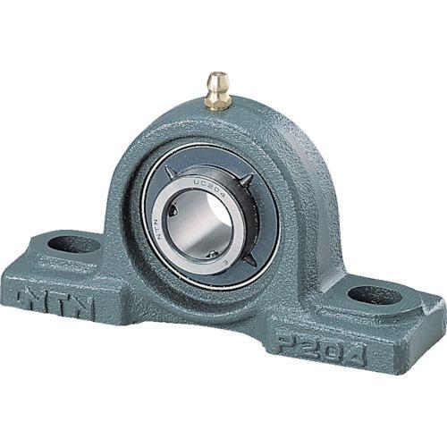 運賃見積り 直送品 NTN G ベアリングユニット(円筒穴形止めねじ式)軸径95mm中心高125mm UCP319D1