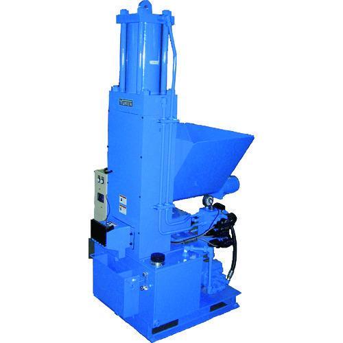 運賃見積り 直送品 油研 自動切屑圧縮機 YK-40V-3-25