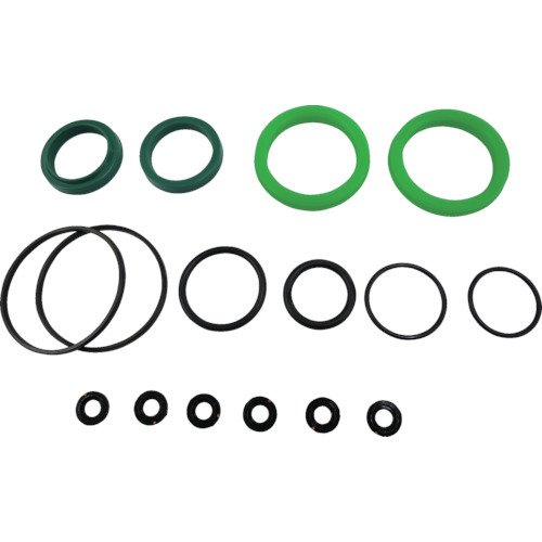 TAIYO 油圧シリンダ用メンテナンスパーツ 適合シリンダ内径:φ63 (ウレタンゴム・標準形用) NH8/PKS2-063C