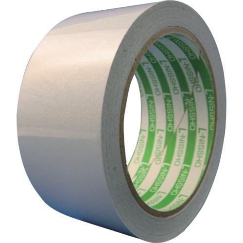 日東エルマテ 再帰反射テープ 200mmX10m ホワイト HT-200W