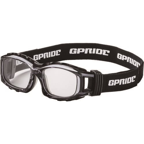 (直送品)EYE-GLOVE 二眼型安全ゴーグル グレー+度付レンズセット(マルチコート) GP-94M-GR-M