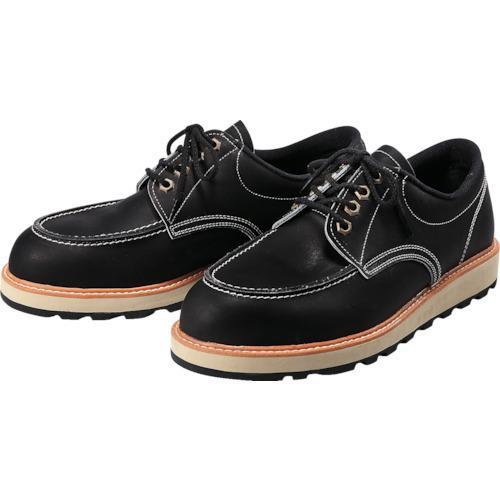 青木安全靴 US-100BK 24.5cm US-100BK-24.5
