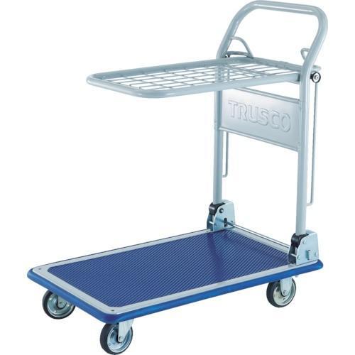 運賃見積り 直送品 TRUSCO ドンキーカート 折畳式簡易2段 3014NA