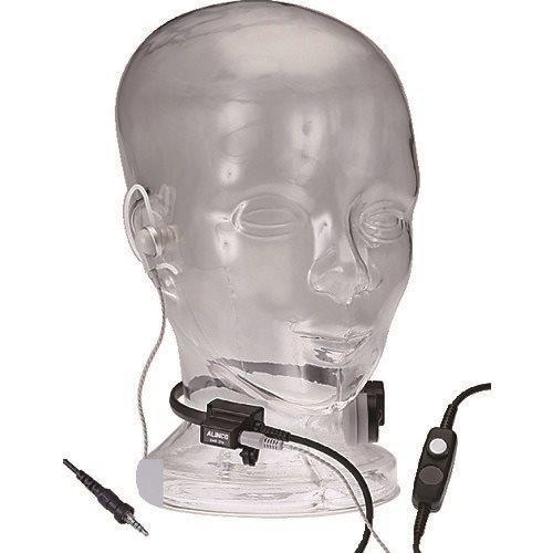 アルインコ 咽喉イヤホンマイク防水プラグタイプ EME62A