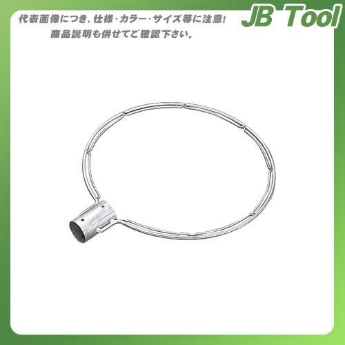 【受注生産品】浅野金属 ステンレス製玉枠SP型丸型(全周内金) 40A5×360 (5本) AK8624