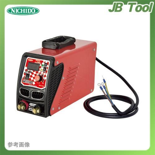 日動工業 単相200V専用 140A デジタル表示タイプ 溶接機 BM2-140DA