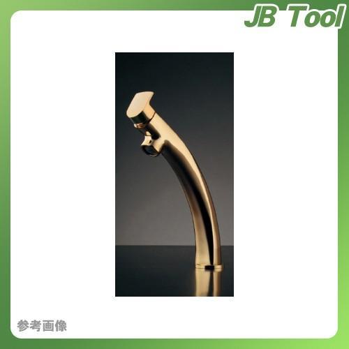 カクダイ KAKUDAI シングルレバー混合栓(トール・ゴールド) (旧品番:183-156) 183-153-G